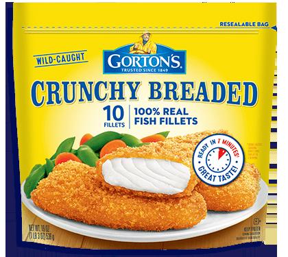 Recipes using frozen breaded fish fillets for Fish sauce kroger