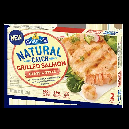 Grilled Salmon   Gorton's Seafood