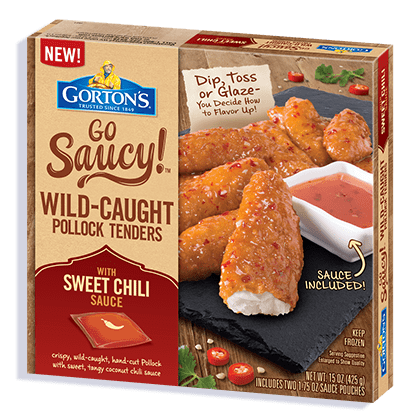 Go Saucy! Sweet Chili Tenders