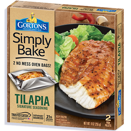 Simply Bake Tilapia Signature Seasoning